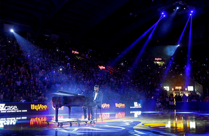 Late Night in the Phog